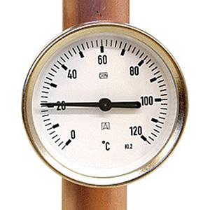Rör termometer